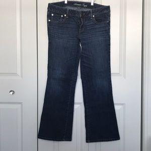 American Eagle stretch fav boyfriend Sz 12 jeans